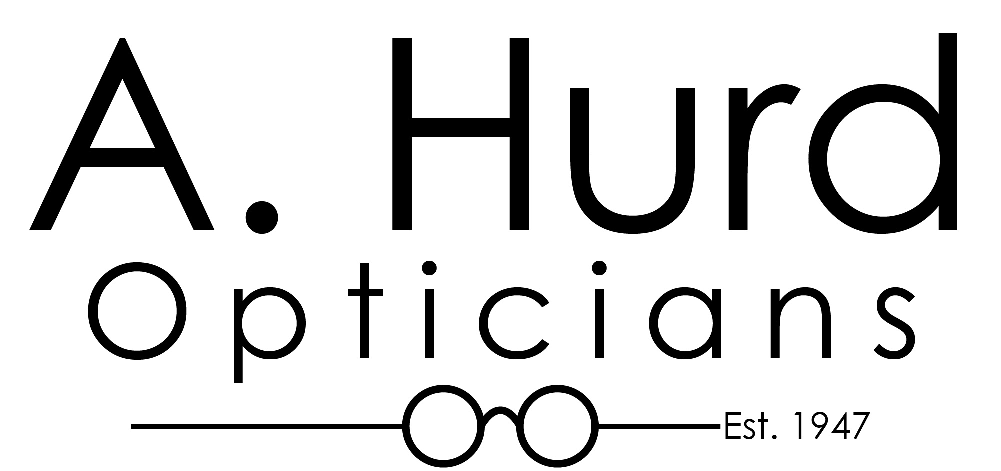 A Hurd Opticians Logo